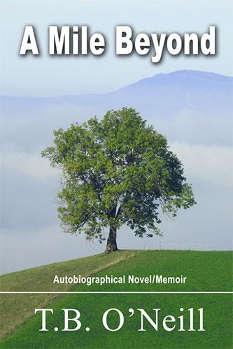 A Mile Beyond on kindle, a family memoir novel