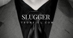 Slugger, a courtroom thriller